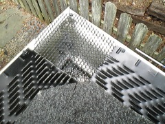 Roswell's Best Gutter Cleaners only installs quality no-clog covers.